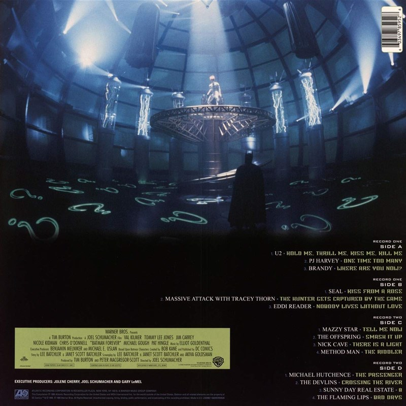 SOUNDTRACK - Batman Forever - Music From The Motion Picture (2LP)