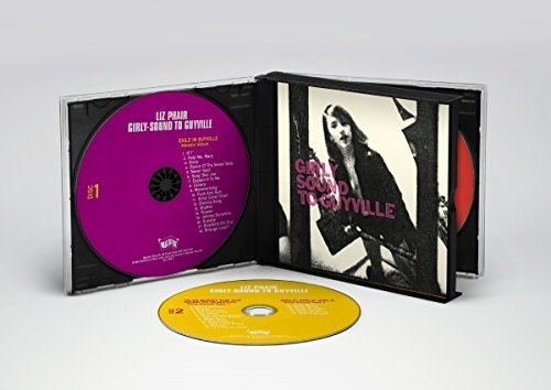 LIZ PHAIR - Girly-Sound To Guyville (The 25th Anniversary) - 3CD SET