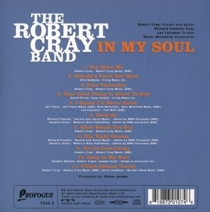 robert cray in my soul