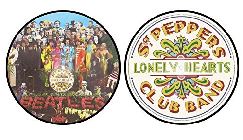 THE BEATLES - Sgt. Pepper's Lonely Hearts Club Band [Picture Disc] - LP