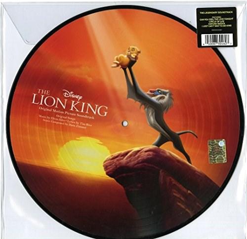 Soundtrack Disney Lion King Lp Picture Disc
