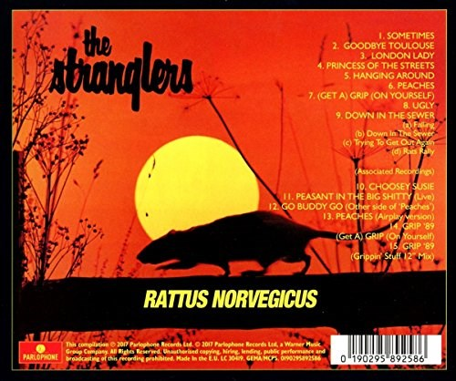 THE STRANGLERS - Rattus Norvegicus (2018 Expanded Edition)