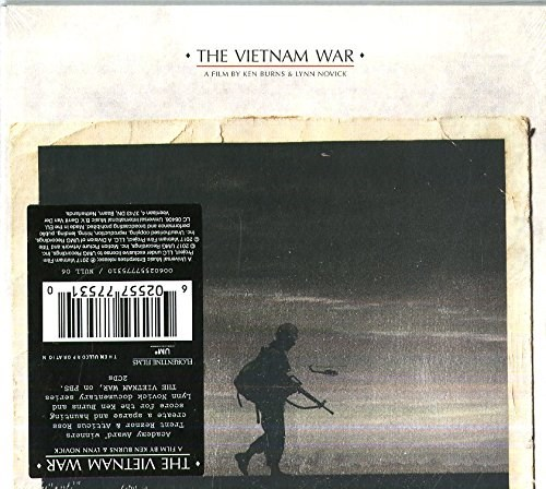 SOUNDTRACK - The Vietnam War - A Film By Ken Burns & Lynn Novick: Original Score [2CD]