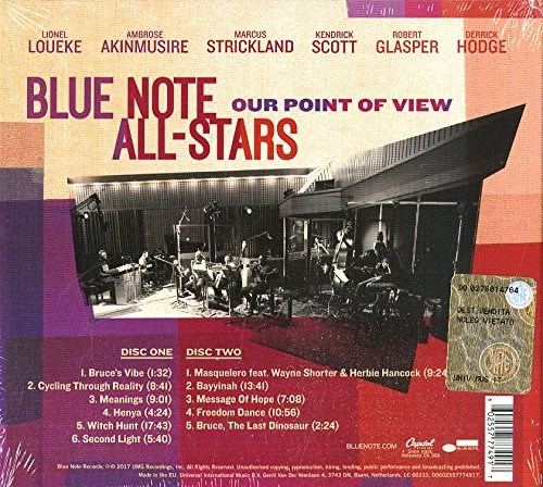BLUE NOTE ALL STARS - Our Point Of View (2CD)
