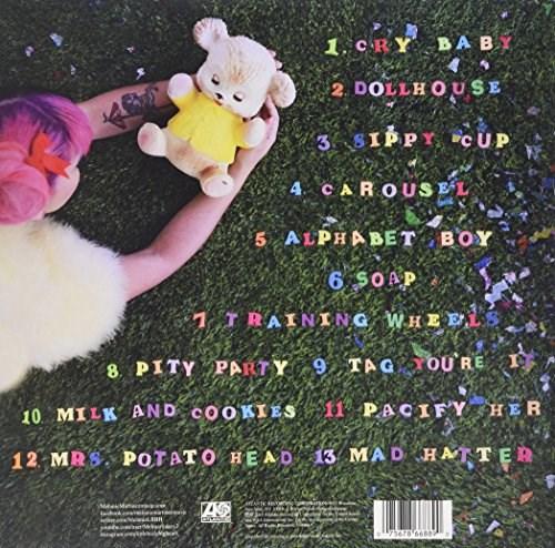 Melanie Martinez Cry Baby Explicit 2lp W Digital