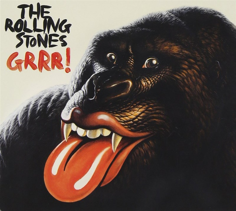 The Rolling Stones Grrr Greatest Hits 1962 2012 Deluxe