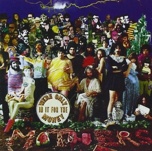 Frank Zappa We Re Only In It For The Money