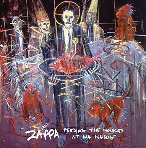 Frank Zappa Feeding The Monkeys At Ma Maison Rsd 2015