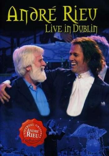 Andre Rieu Andre Rieu Live In Dublin Dvd