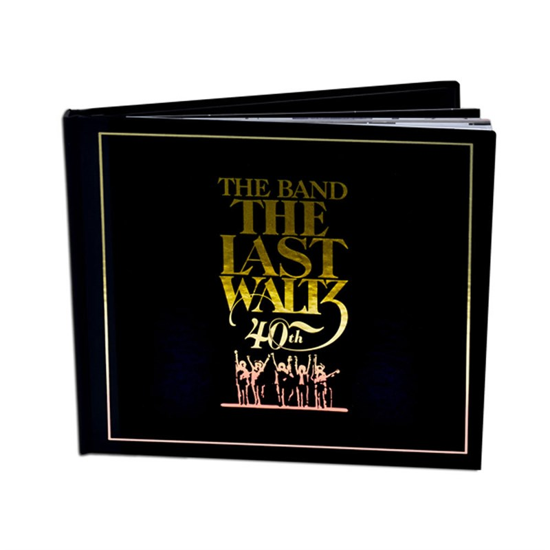 The Band The Last Waltz 40th Anniversary Deluxe Edition