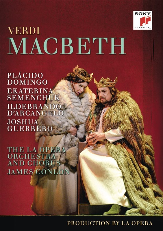 PLACIDO DOMINGO - Verdi: Macbeth (2DVD)