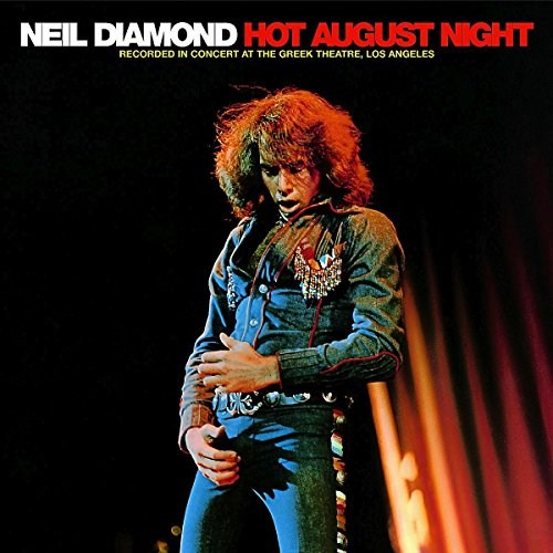 NEIL DIAMOND - Hot August Night - 2LP