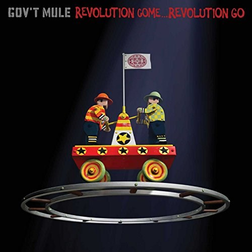 GOV'T MULE - Revolution Come... Revolution Go - 2LP