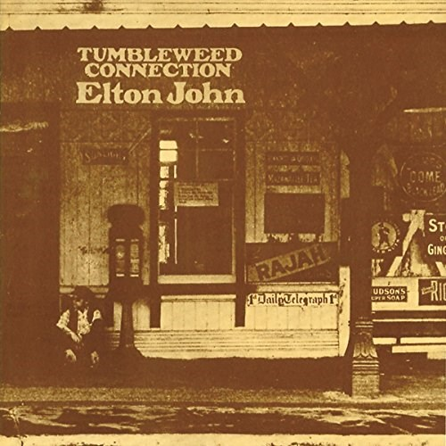 ELTON JOHN - Tumbleweed Connection - LP