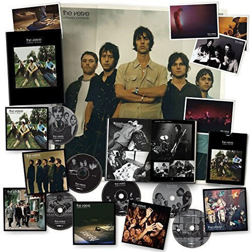 The Verve Urban Hymns 5cd Dvd Super Deluxe Edition