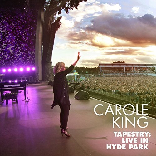 CAROLE KING - Tapestry: Live in Hyde Park (CD/Blu-Ray)