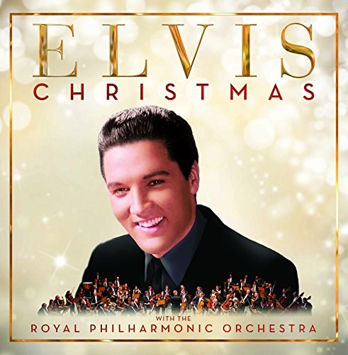 ELVIS PRESLEY - Christmas With Elvis And The Royal Philharmonic Orchestra
