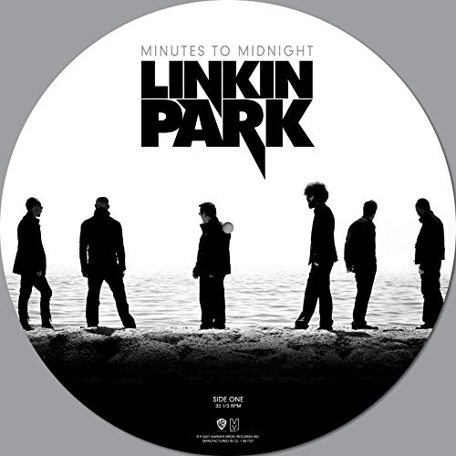 LINKIN PARK - Minutes To Midnight (Explicit) (Vinyl Picture Disc) - LP