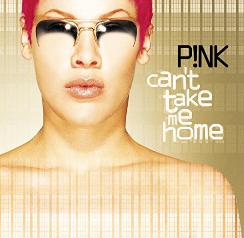 PINK - Can't Take Me Home (Gold Vinyl) - 2LP