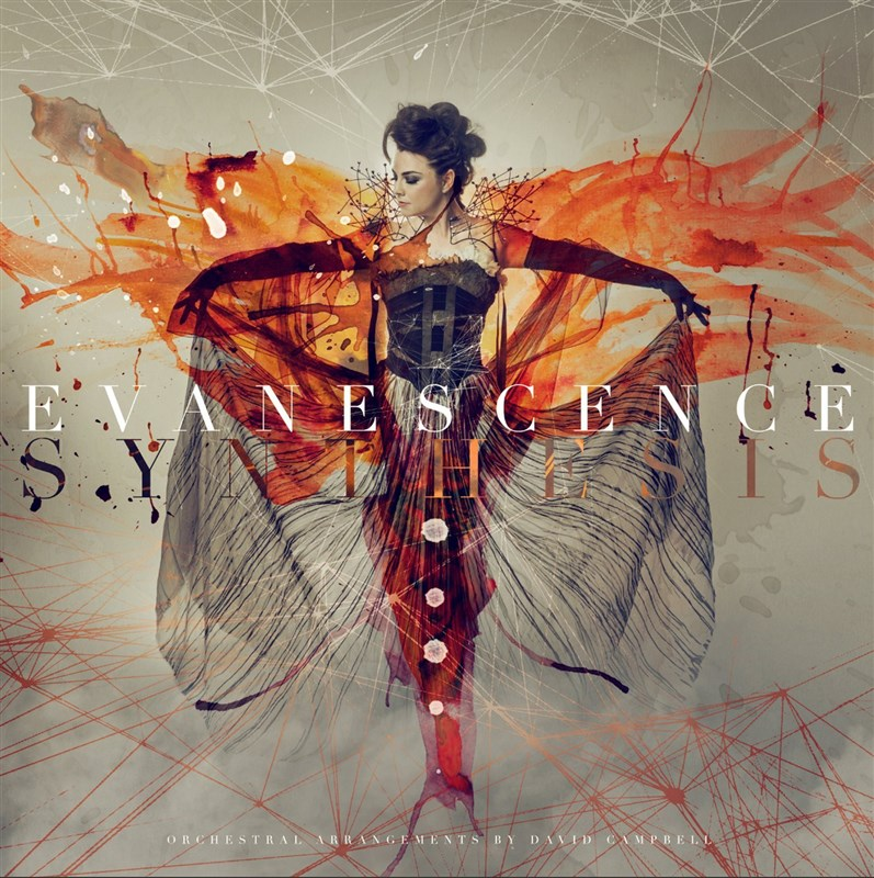 EVANESCENCE - Synthesis [Deluxe Edition] - CD/DVD