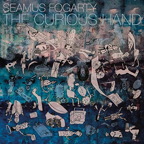 SEAMUS FOGARTY - The Curious Hand - LP