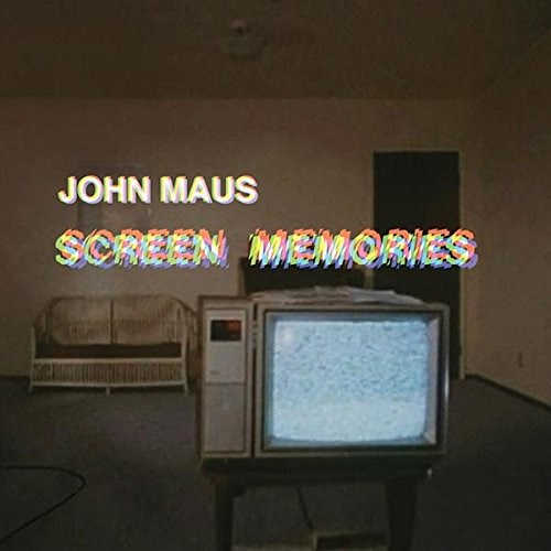 JOHN MAUS - Screen Memories (Limited Silver Vinyl) - LP