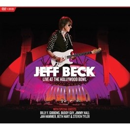 JEFF BECK - Live at the Hollywood Bowl (2CD+DVD)