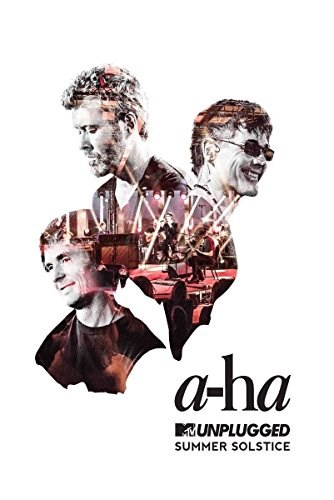A-HA - Mtv Unplugged: Summer Solstice - DVD
