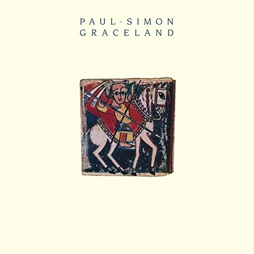 PAUL SIMON - Graceland - LP