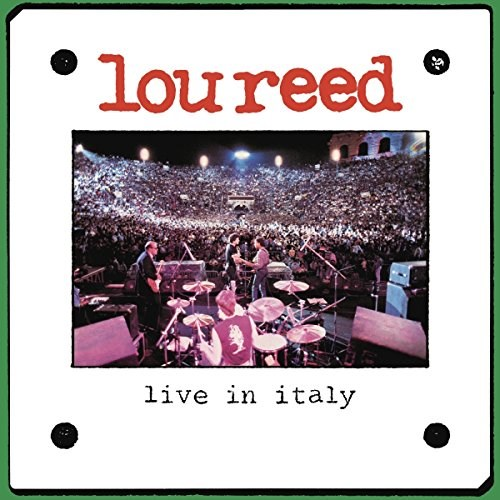 LOU REED - Live in Italy - 2LP