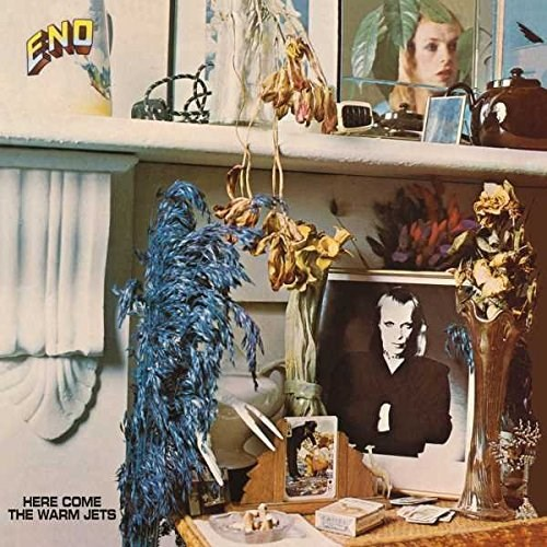 BRIAN ENO - Here Come The Warm Jets - LP