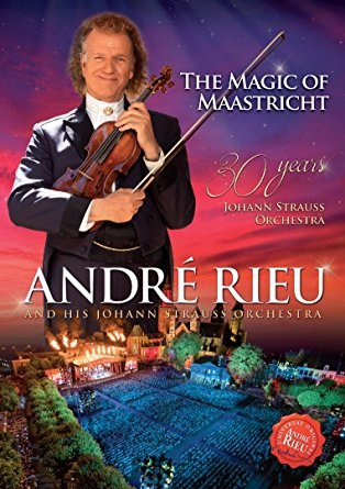 ANDRE RIEU - What A Wonderful World - Music For A Better World [DVD]