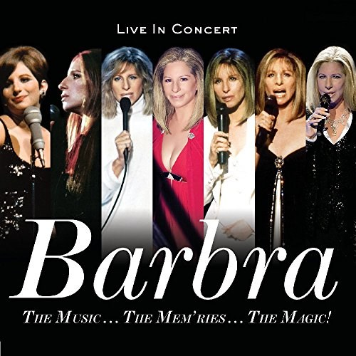 BARBRA STREISAND - The Music...The Mem'ries...The Magic! (2CD)