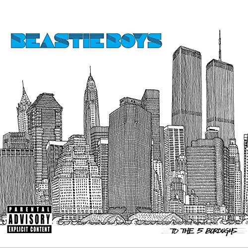 BEASTIE BOYS - To The 5 Boroughs - 2LP