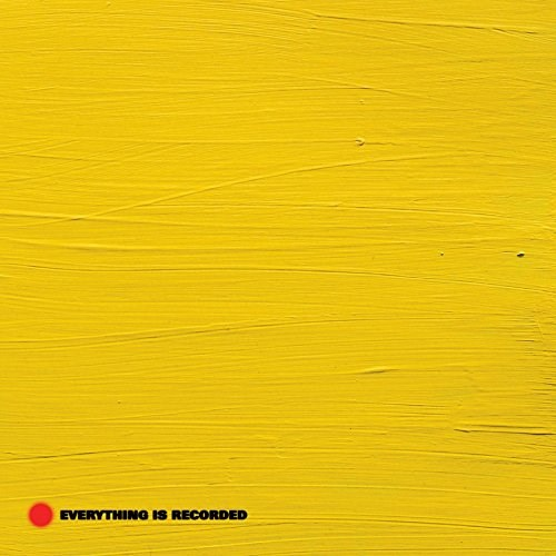 RICHARD RUSSELL  - Everything Is Recorded (Limited Edition Yellow Vinyl) - LP