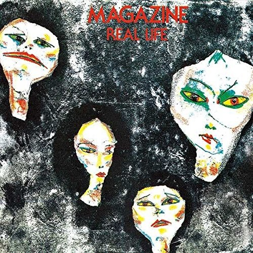 MAGAZINE - Real Life - LP