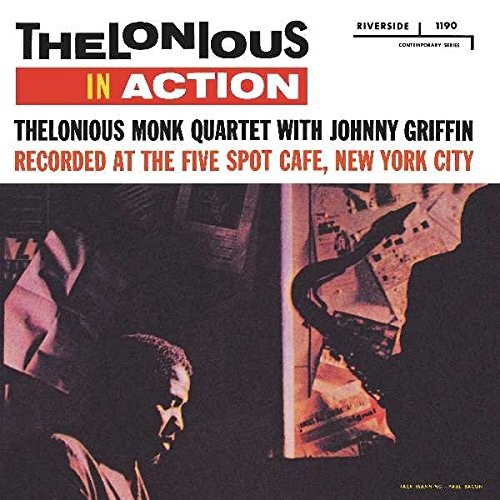 THELONIOUS MONK - Thelonious In Action - LP