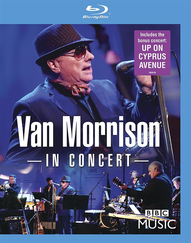 VAN MORRISON - In Concert (Live at the BBC Radio Theatre London) - Blu-ray