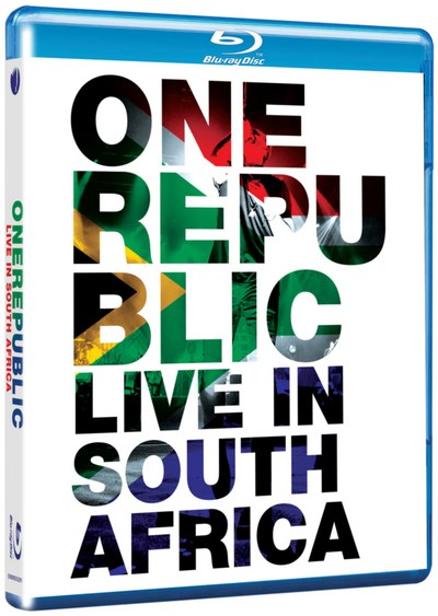 ONEREPUBLIC - Live in South Africa - [Blu-ray]