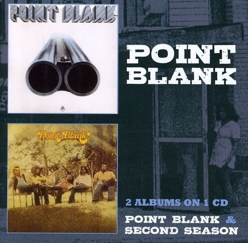 POINT BLANK - Point Blank / Second Season