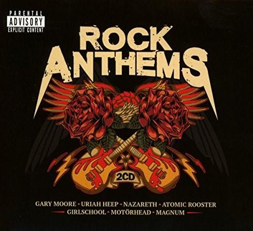 Various Artists Rock Anthems 2cd