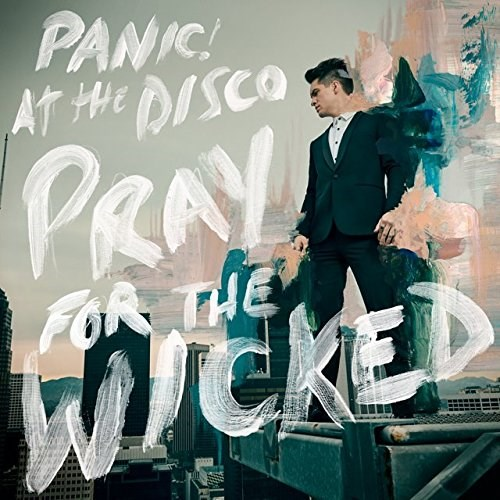 PANIC AT THE DISCO - Pray for the Wicked - LP