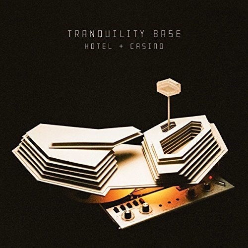 ARCTIC MONKEYS - Tranquility Base Hotel & Casino (Digipack)