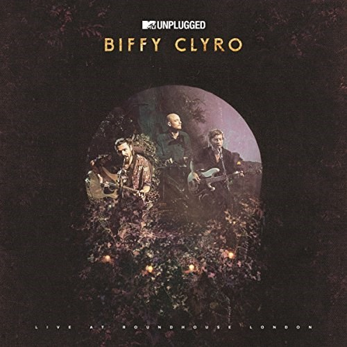 BIFFY CLYRO - MTV Unplugged (Live At Roundhouse, London) (Explicit) (CD/DVD)