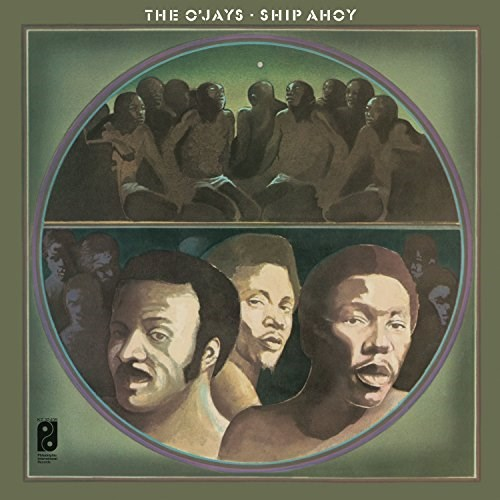 THE O'JAYS - Ship Ahoy - LP