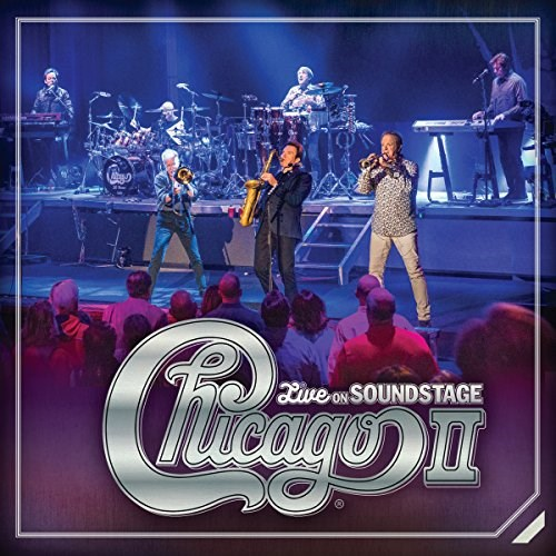 CHICAGO - Chicago II - Live On Soundstage (CD/DVD)