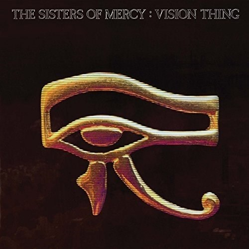 THE SISTERS OF MERCY - Vision Thing - LP
