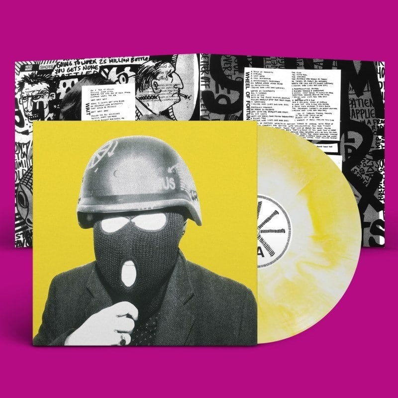 PROTOMARTYR - Consolation (Limited Edition Yellow Vinyl) - LP EP