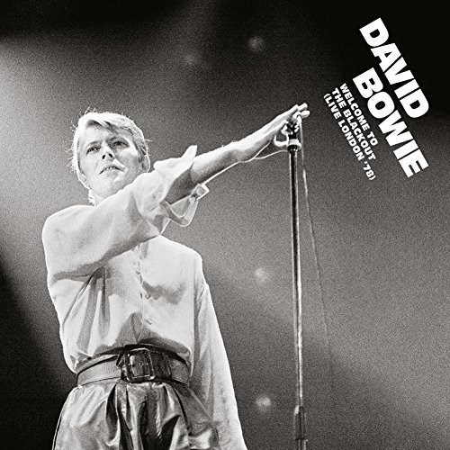 DAVID BOWIE - Welcome To The Blackout (Live London '78) (2CD)