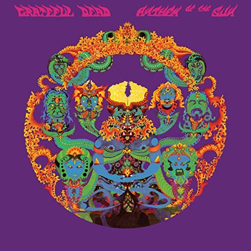 GRATEFUL DEAD - Anthem Of The Sun (50th Anniversary Deluxe Limited Edition) (2CD)